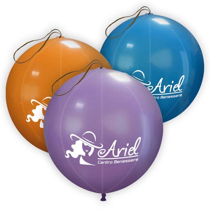 Palloncini Punch ball personalizzati