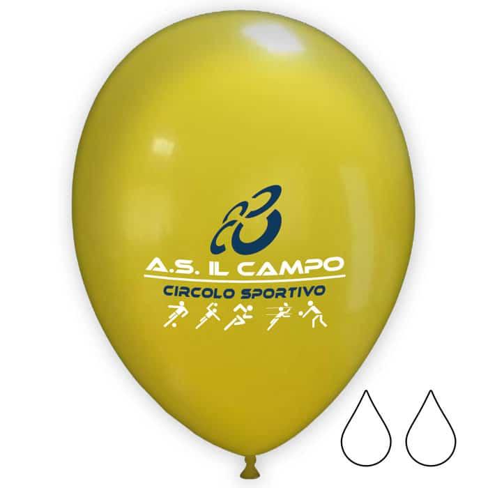 Palloncini personalizzati standard stampa 1 lato 2 colori