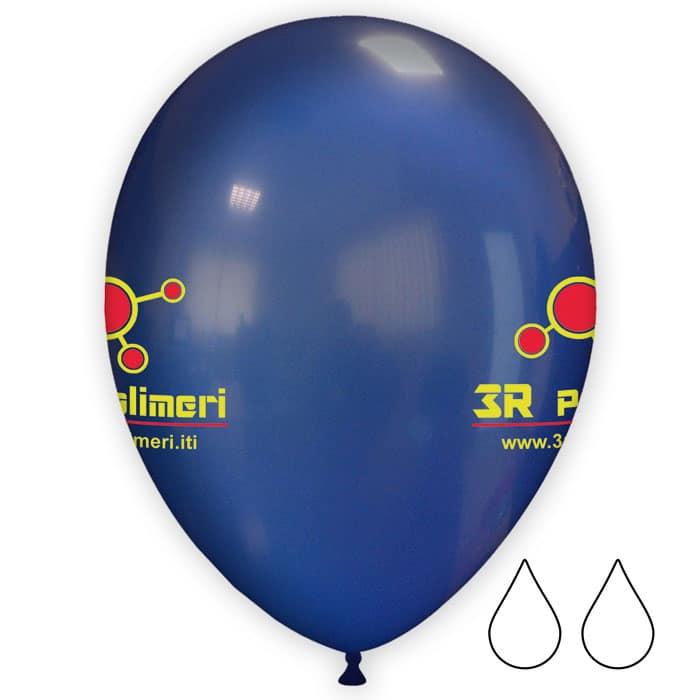 Palloncini personalizzati standard stampa 2 lati 2 colori