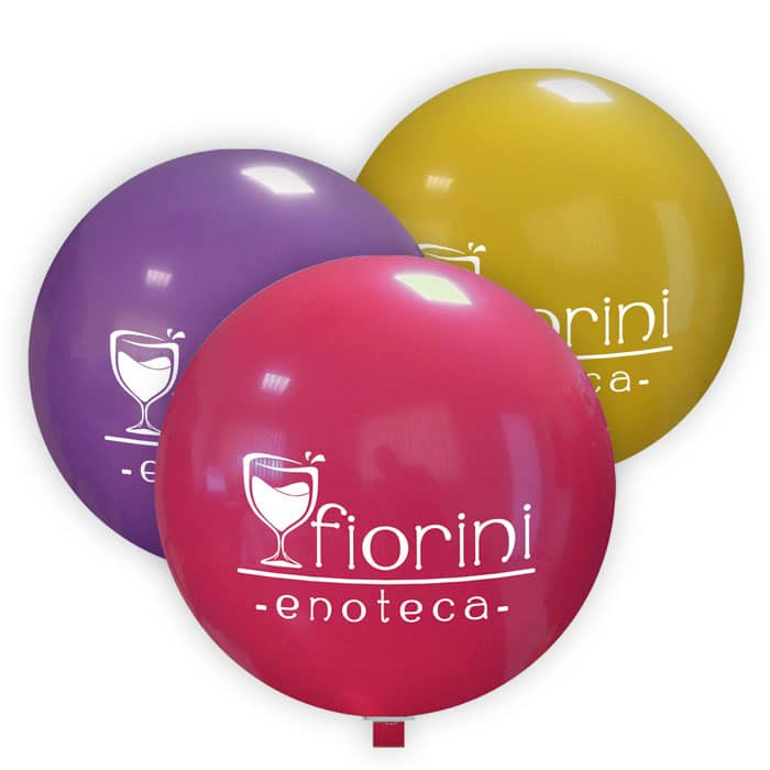 Palloni giganti personalizzati 80 cm diametro