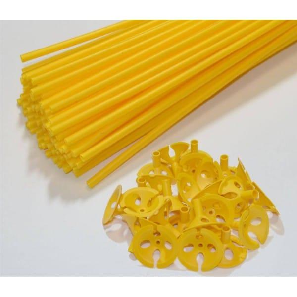 astine valvola giallo