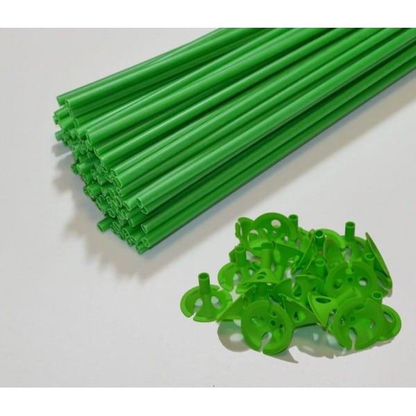astine valvola verde