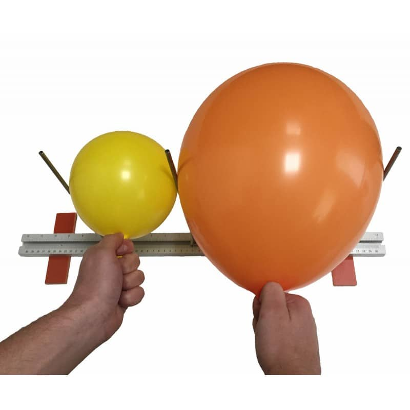 dima misuratore palloncini