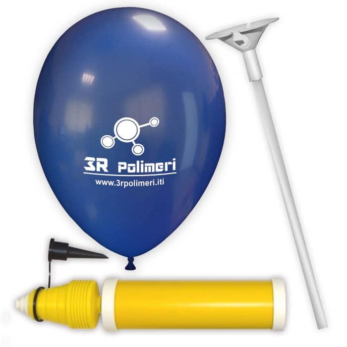 kit palloncini personalizzati modello 1