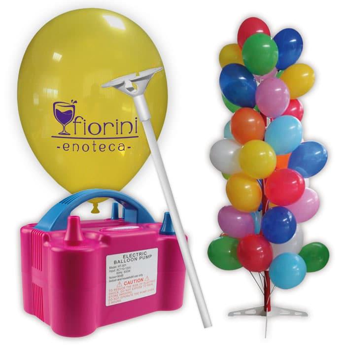 kit palloncini personalizzati modello 2