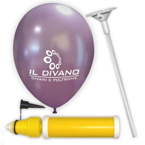 kit palloncini personalizzati modello 3
