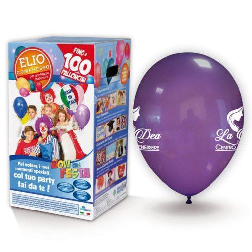 kit palloncini pubblicitari elio modello 3