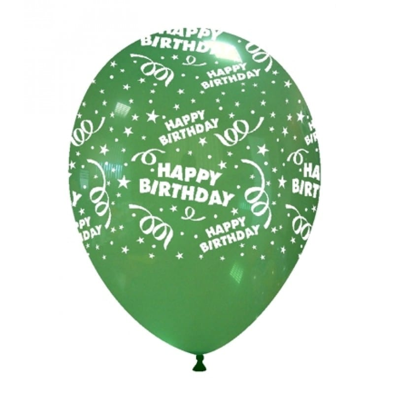 palloncini compleanno stampa globo happy birthday