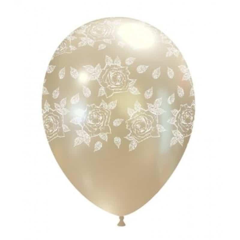palloncini rose matrimonio