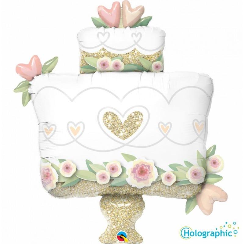 palloncini torta nuziale