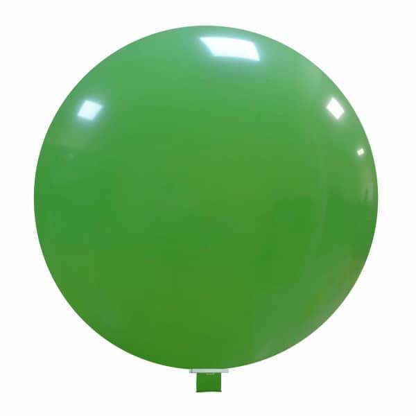 Palloncini giganti personalizzati verde 08