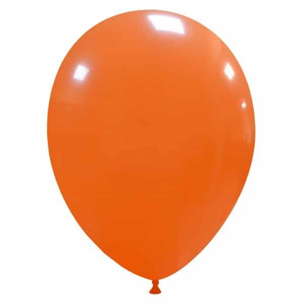 palloncini colore arancione