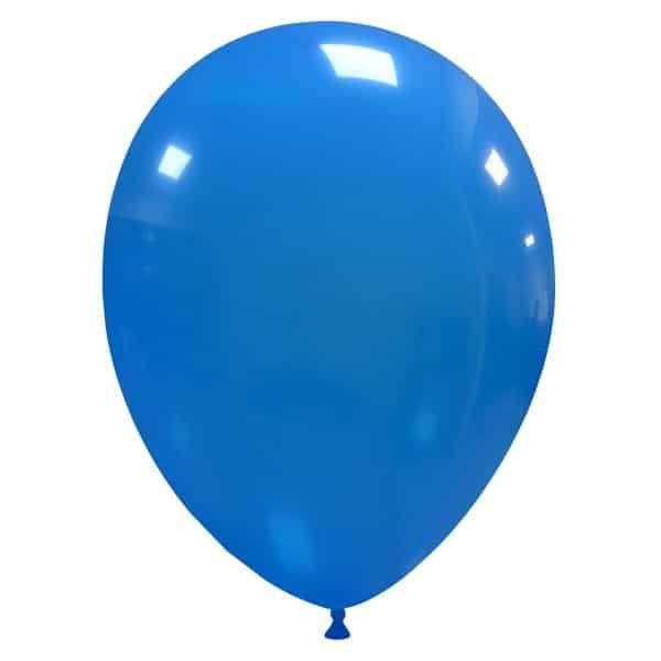 palloncini colore blu chiaro