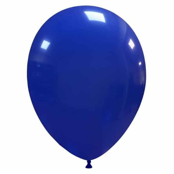 palloncini colore blu scuro