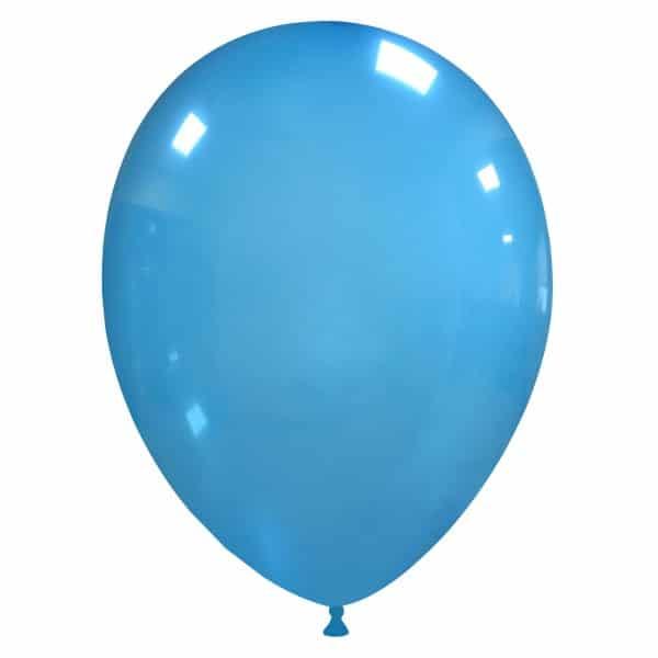 palloncini colore cristallo blu chiaro 42