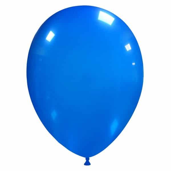 palloncini colore cristallo blu scuro 61