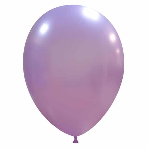 palloncini colore cristallo lavanda 62