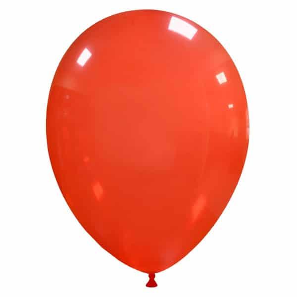 palloncini colore cristallo rosso 40