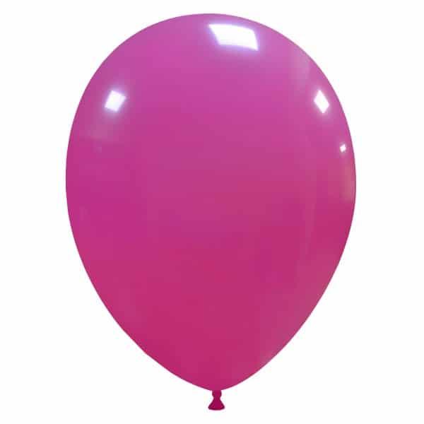 palloncini colore fucsia