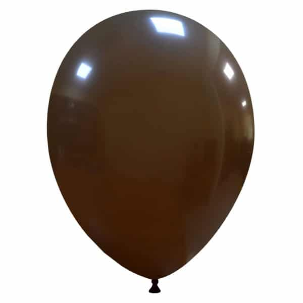 palloncini colore marrone