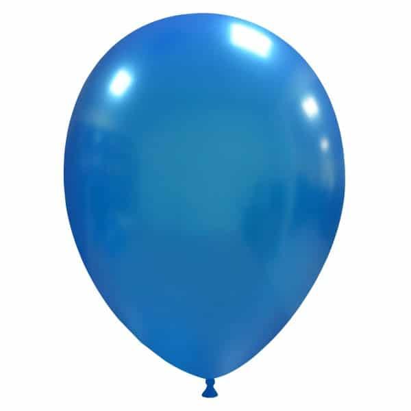 palloncini colore metallizzati blu scuro