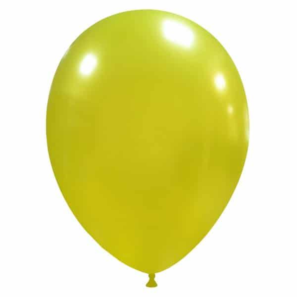 palloncini colore metallizzati cedro