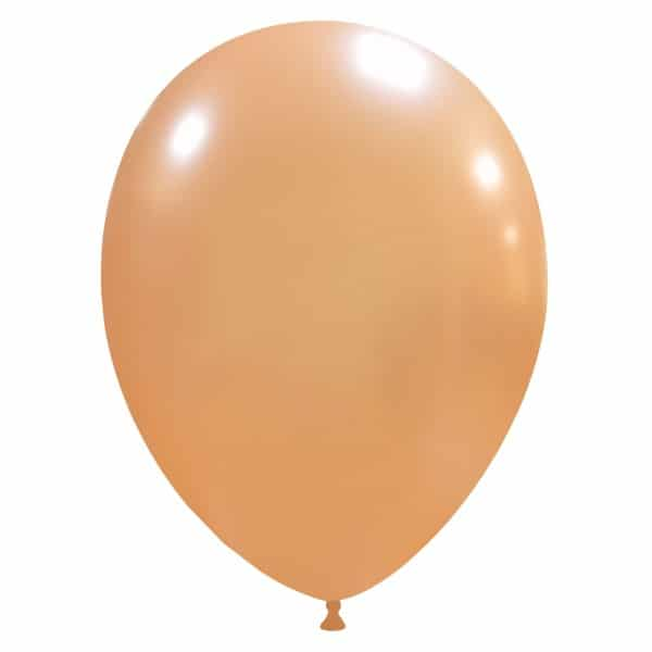 palloncini colore metallizzati pesca 57