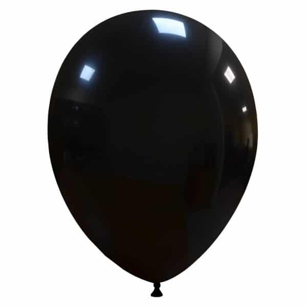 palloncini colore nero