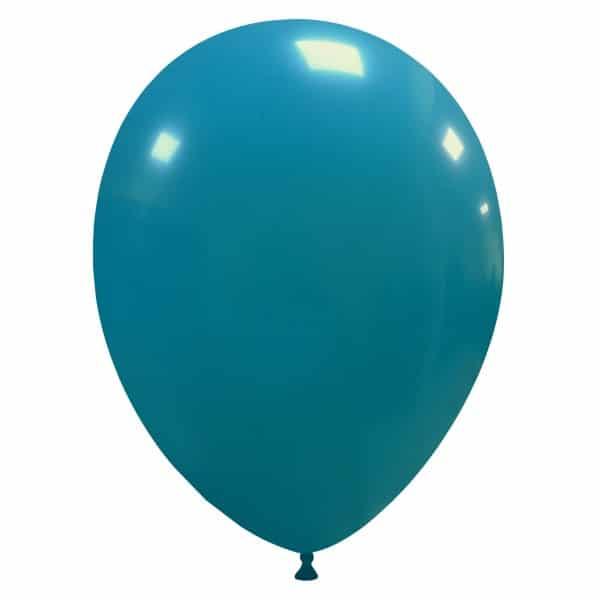 palloncini colore turchese