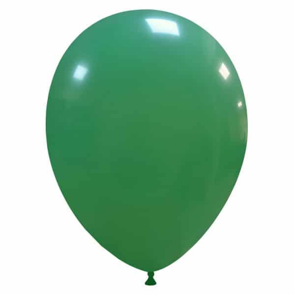 palloncini colore verde scuro 1