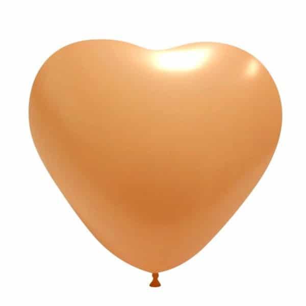 palloncini cuore pesca