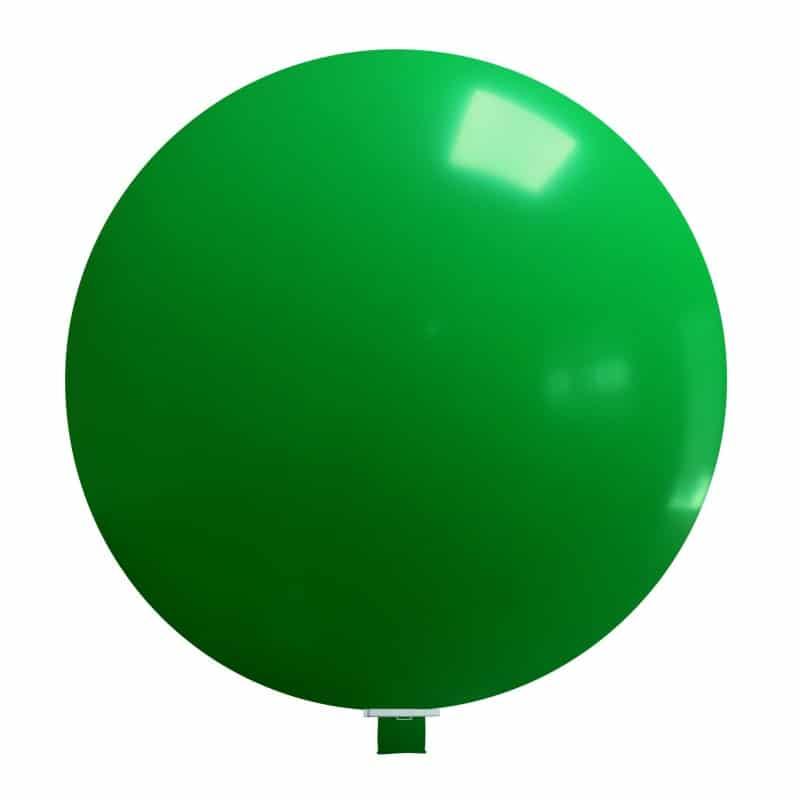 palloncini giganti verde foresta 800x800