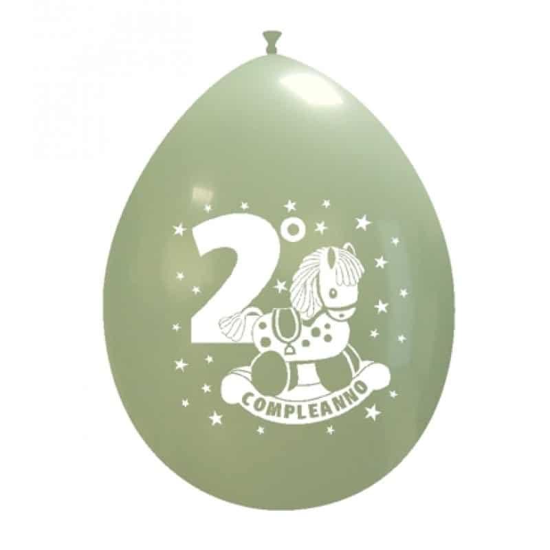 Palloncini compleanno 2° Compleanno