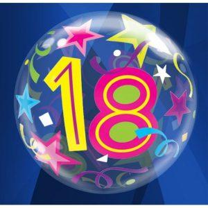 """Palloncini compleanno 18 Compleanno (22"""")"""
