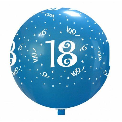 Palloncini Compleanno - 18 (globo)