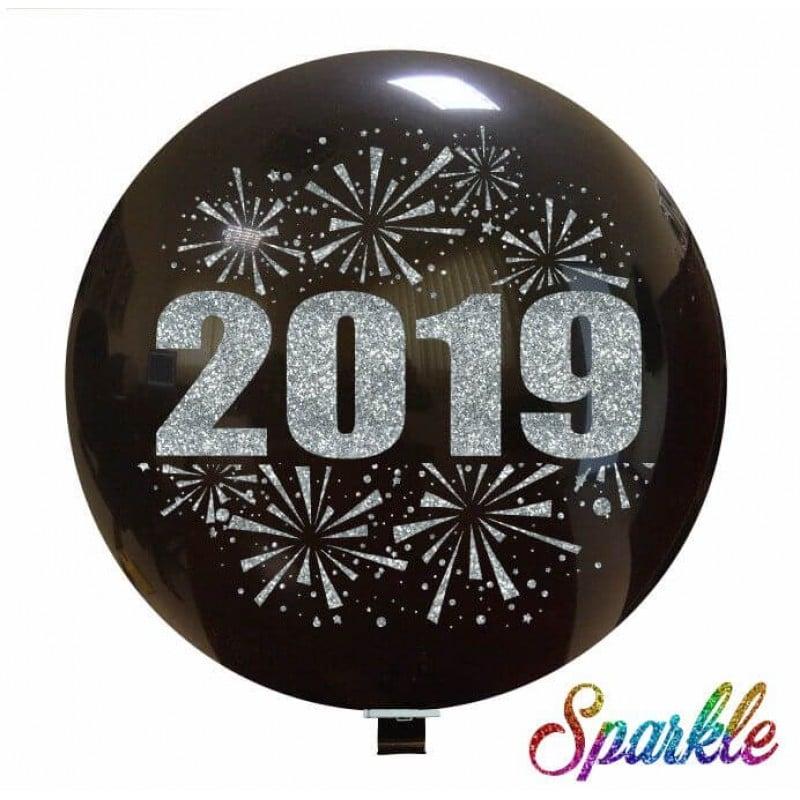 Palloncini natalizi - 2019 (sparkle)