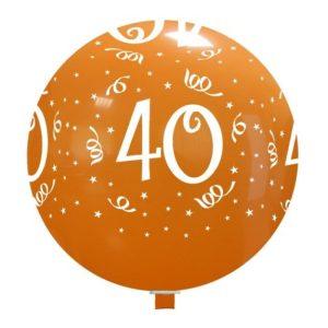 Palloncini compleanno 40 Anni