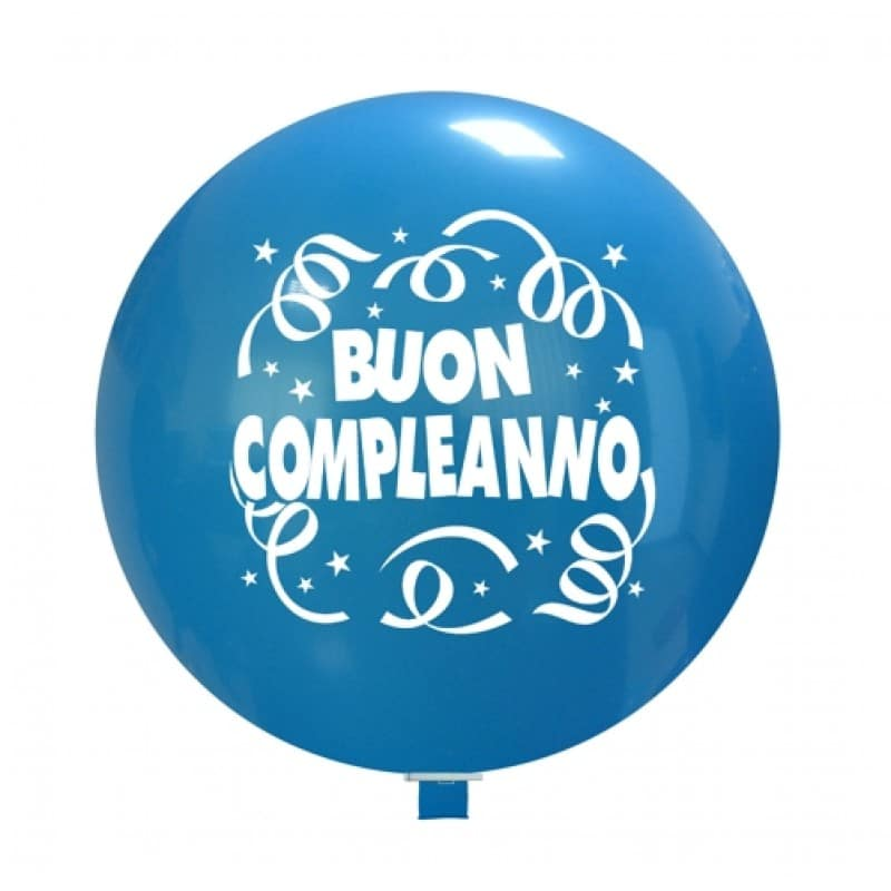 Palloncini compleanno Buon Compleanno
