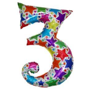 Numeri Mylar olografici