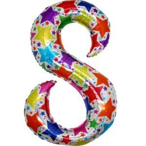 Palloni numeri grandi - Numero