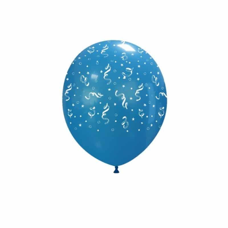 Palloncini compleanno Stelle filanti