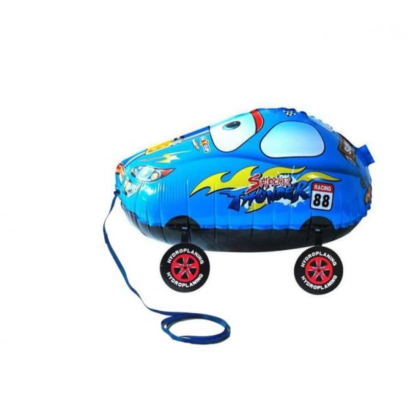 "Palloncini Air Walker - Macchina Blu (20"")"
