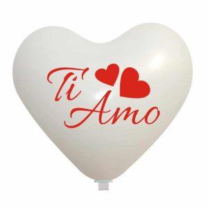 Palloncini amore - amo cuore
