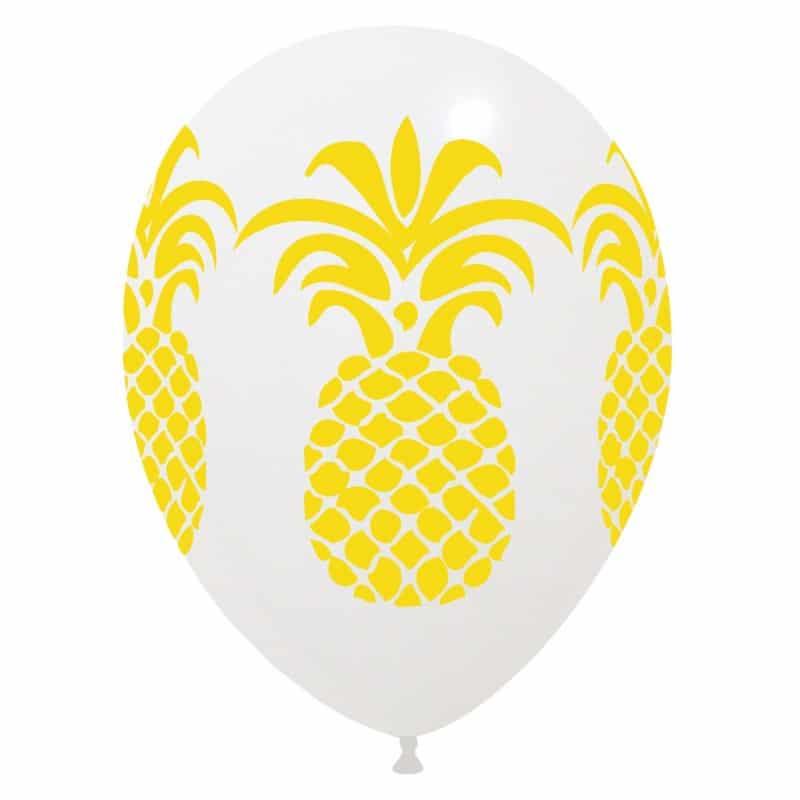 Palloncini varie - ananas