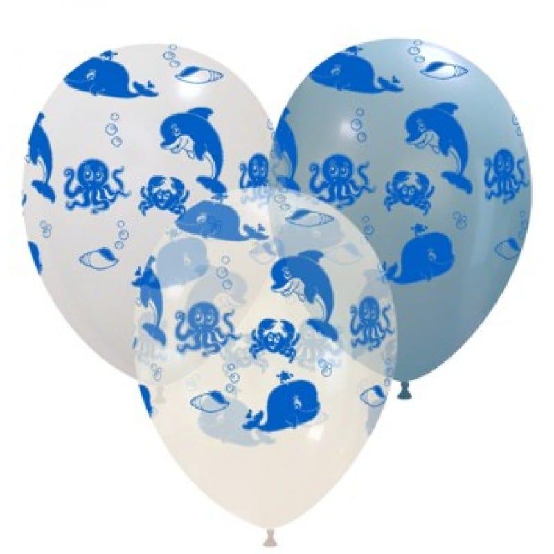 Palloncini animali - animali - oceano (globo)
