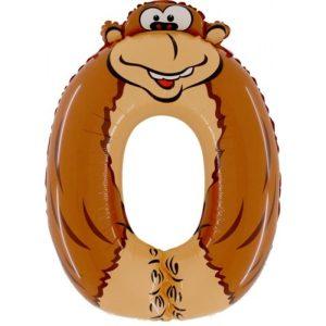 """Palloni numeri grandi - Animaloon Maxi Numero """"0"""""""