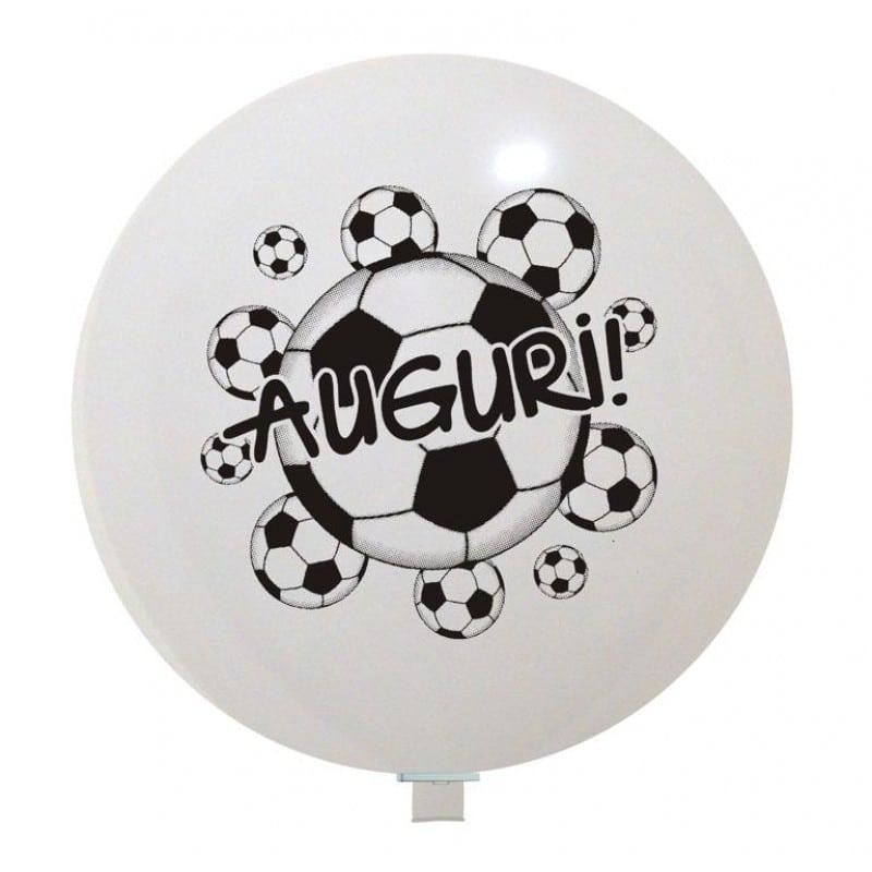Palloncini sport - auguri calcio