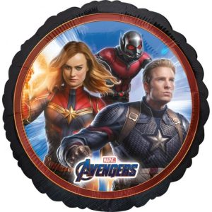 "Palloncini mylar Personaggi Avengers Endgame (18"")"