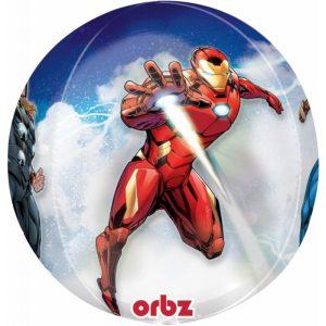 "Palloncini mylar Personaggi Avengers - Orbz (16"")"