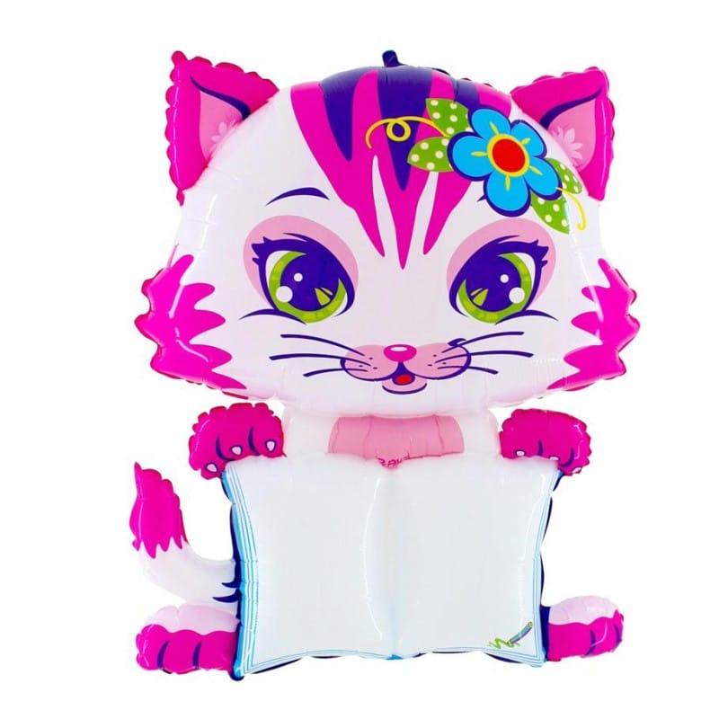 "Palloncini animali - b-pad gattina carina (45"")"